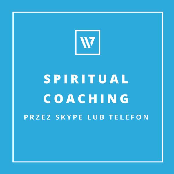 Spiritual coaching Wiktor Tokarski