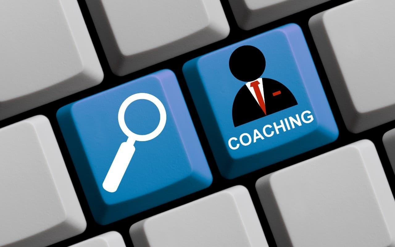 Coaching online na klawiaturze