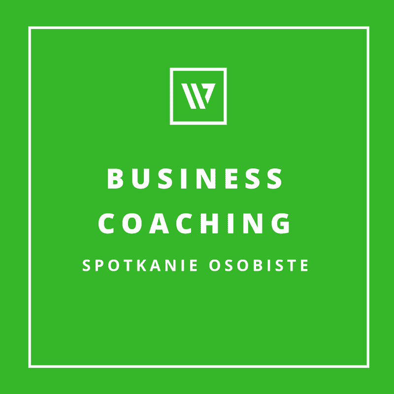Business coaching Wiktor Tokarski